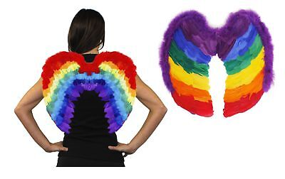 - Regenbogen Flügel