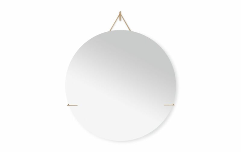 Authentic DWR Exclusive Harvey Mirror, 32"