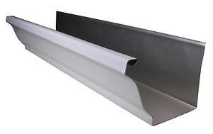 Wanted: used rain gutter