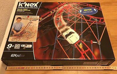 """k'nex """"Talon Twist"""" - Roller Coaster Nr.: 14569 Baukasten gebraucht kaufen  Lörrach"""