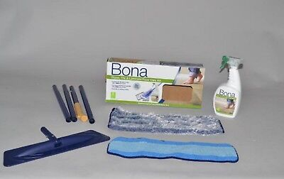 Bona Multi Surface Hardwood Floor Care Kit - WM710013501