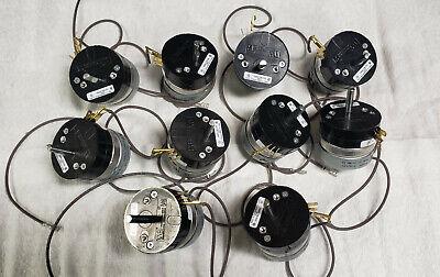 10pc Lot 15min Timer For 115120v 12 20 30 60 80 140qt Hobart Mixer No Knob