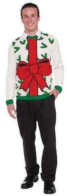 Halloween Costumes All Fancy Dress (All Wrapped Up Christmas Sweater Fancy Dress Halloween Adult Costume)