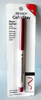 Sheer Lip Liner (Revlon Lip Liner Colorstay Automatic Lip Lining Pencil - Sheer Spice 610)