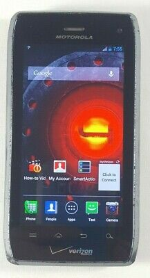 Motorola Droid 4 16GB  Black (Verizon) Fair Condition