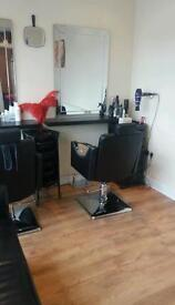 Rent hairdressing chair