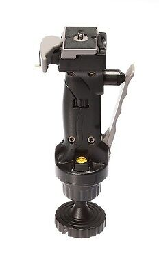 Kenro 222 Grip Action Ball Head with Quick Release Plate f/ TRIPOD