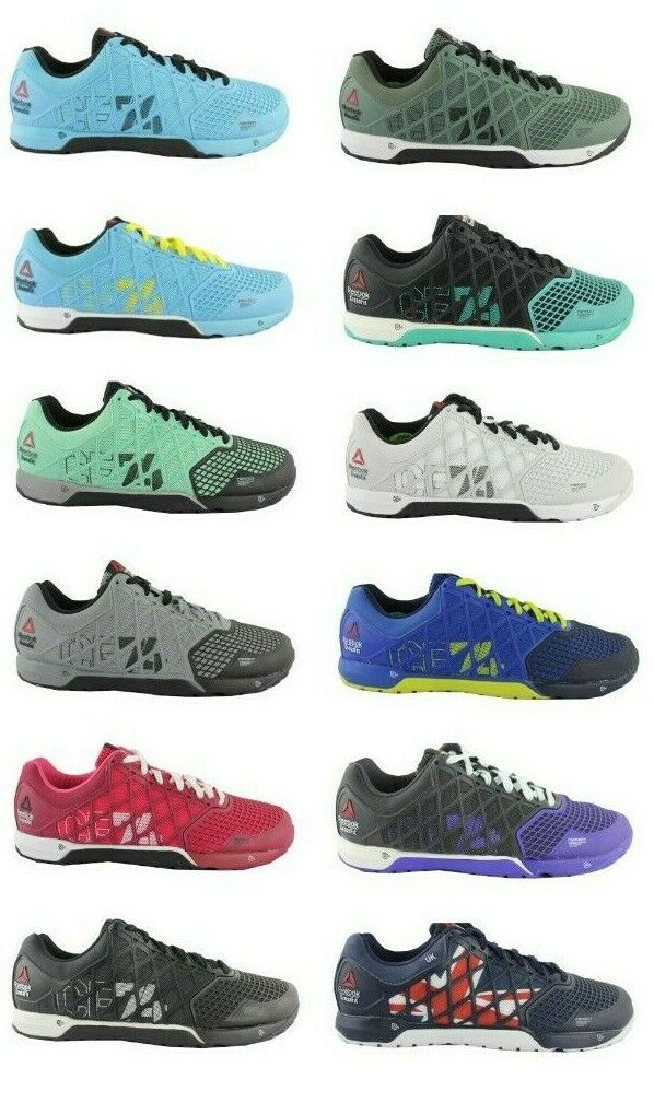 Reebok CROSSFIT NANO 4.0 Trainingsschuh Herren Cross Fit Fitness Gym Schuhe