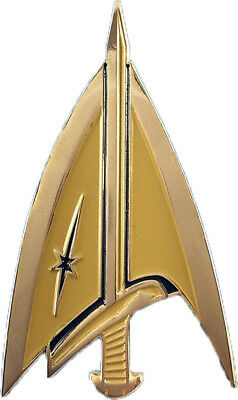 Mirror Delta Insignia exklusiver Sammler Collectors Pin Metall - Star Trek - neu