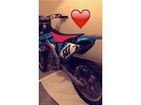 Crf 250 R twin pipe very clean NOT yz rm kx ktm 450