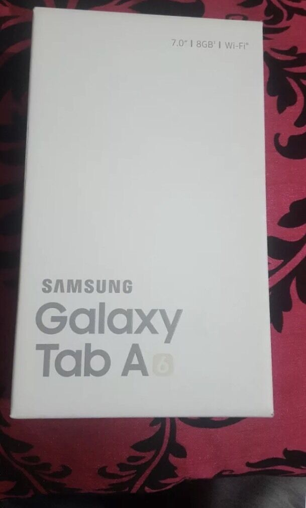 GALAXY TAB A 7 INCH 4G UNLOCKED CELLULAR MODEL SEALED WITH RECEIPTin Stanmore, LondonGumtree - Hi there,For sale is BOXED AND SEALED GALAXY TAB A 7 INCH 4G SIM CARD MODEL WITH RECEIPT AND ORIGINAL PACKAGING. CAN BE USED AS A PHONE NO OFFERS OR INTERNATIONAL POSTAGE. CAN POST WITHIN UK FOR £5 extra. £140 NO OFFERS. COLLECTION FROM HARROW,...