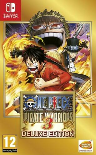 Switch One Piece: Pirate Warriors 3 (Deluxe Edition)