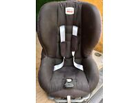 BRITAX BABY CAR SEAT - EXCELLENT WORKING CONDITION - QUICK SALE- £30 ONO