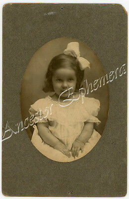 Marion Etta NILL WEST bn 1901 photo Philadelphia Pennsylvania PA Frederic Wultze