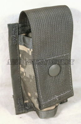 USGI ACU Triple Mag Pouch MOLLE - US Military Army 30RD Magazine Pocket NEW