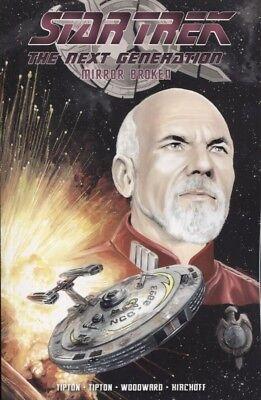 STAR TREK NEXT GENERATION MIRROR BROKEN TPB REPS #0-6 NEW/UNREAD](Mirrored Star)