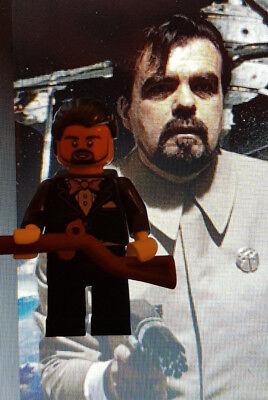 ond: Figur Hugo Drax aus Moonraker (NEU aus Legoteilen) (Drax Aus)