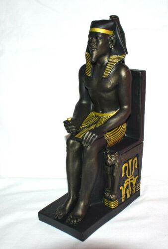 ❤️ Chephren Ägypt Pharao Figur Skulptur Statue König Chafre Sohn von Cheops