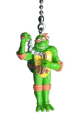 TMNT Teenage Mutant Ninja Turtle Ceiling Fan Pulls Kid Room Decor Nursery Decor ()