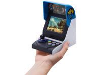 40th Anniversary Edition NEOGEO Mini Arcade Console 100+ Games Bundle