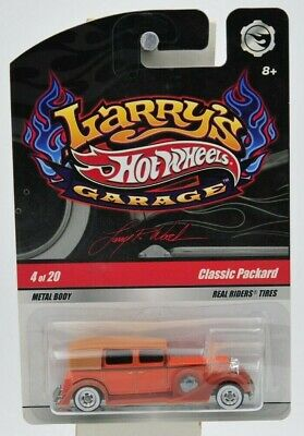 "Hot Wheels 2008 Larry's Garage ""Classic Packard"" 4 of 20 ""NIP"""