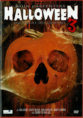 Halloween 3 - Season of the Witch - Tom Atkins, Dan O'Herlihy, Tommy Lee Wallace