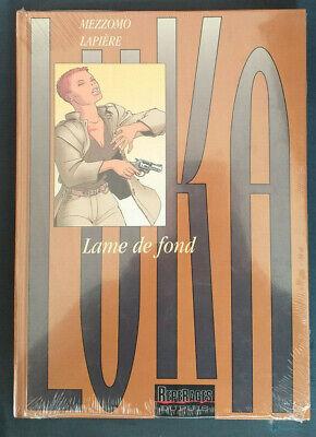 Luka 7 EO Lame de fond Mezzomo Lapière Dupuis