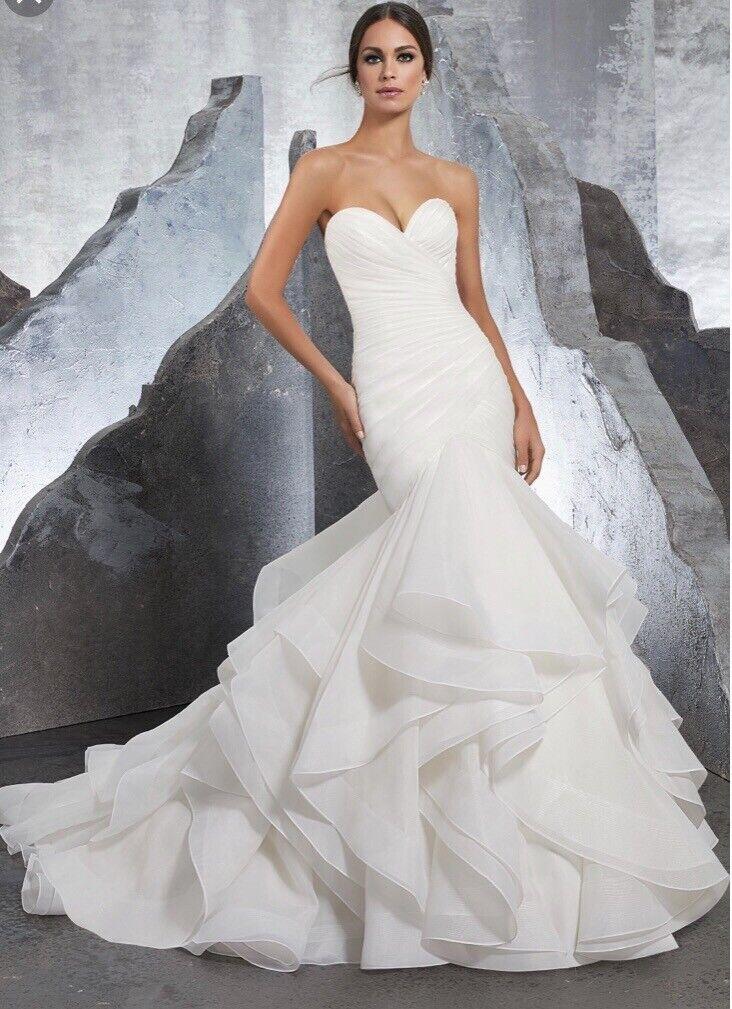 960e1c4386d Mori Lee  Karina  wedding dress BRAND NEW AND UNALTERED