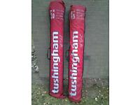 2 Tushingham Windsurfing sails in good condition