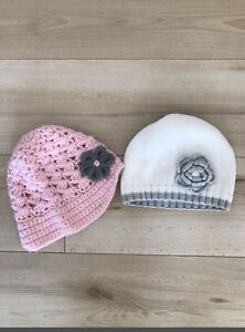 Baby Girl Hats, super cute!
