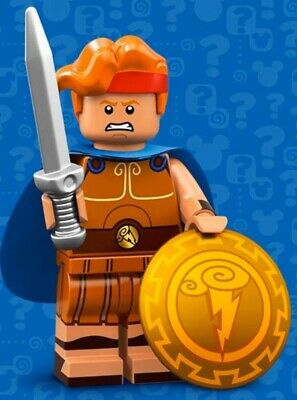 LEGO NEW FROM HERCULES MINIFIGURE THE DISNEY MINIFIGURES SERIES 2 - 71024 # 14
