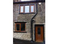2 bed house for rent in Northowram, Halifax, West Yorkshire
