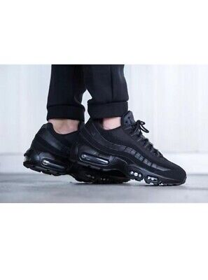 Nike Air Max95 OG Black men's Trainers size UK -6 - 7 - 8 - 9 - 10 - 11