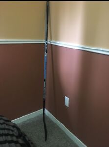 Left CCM hockey stick