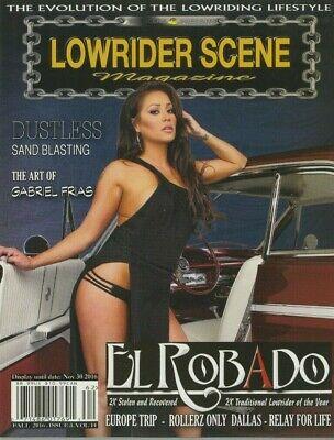 LOWRIDER SCENE Magazine Iss. 3 Vol. 14