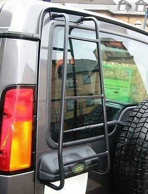 Land Rover Discovery 1 & 2 94-04 Rear Access Roof Rack Ladder STC50134 New