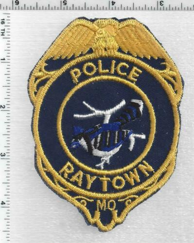 Raytown Police (Missouri) 2nd Issue Shoulder Patch