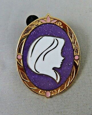 Disney DLR Pin - Princess Cameo Mystery Pin Set - Rapunzel - Tangled - Rapunzel Cameo