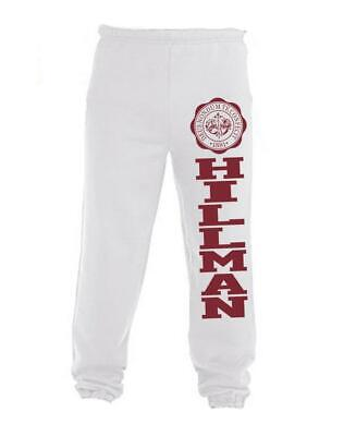 Hillman College V2 - Fleece Sweat Pants Fleece T-shirt Sweatpants