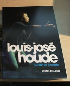 "DVD Louis-José Houde - ""Suivre la parade"" DVD/CD"