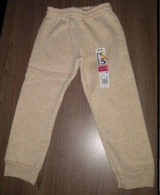 Garanimals Baby Toddler Girl & Boys Fleece Pants Sweatpants Track 6-9 -