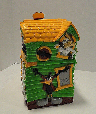 Russell Stover Looney Tunes Halloween Haunted House Coin Bank (Russell Stover Halloween)