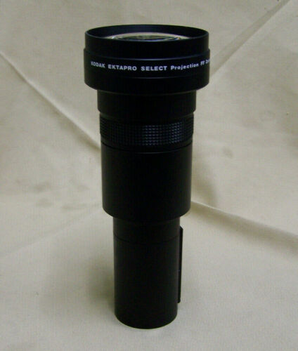 Kodak Ektapro Select slide Projection FF Zoom Lens 200-300 mm f / 3.5 theater