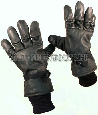 USGI Military Goretex Leather -10°F ICW GLOVES MITTENS Cold Weather Large EXC