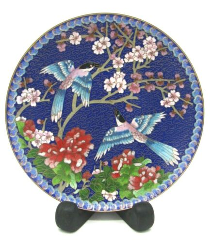 Winged Jewels: Cloisonne Birds & Flowers Ching-T