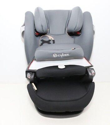 CYBEX GOLD Pallas M-fix,Autositz Gruppe 1/2/3 (9-36 kg), Farbe: graphite black