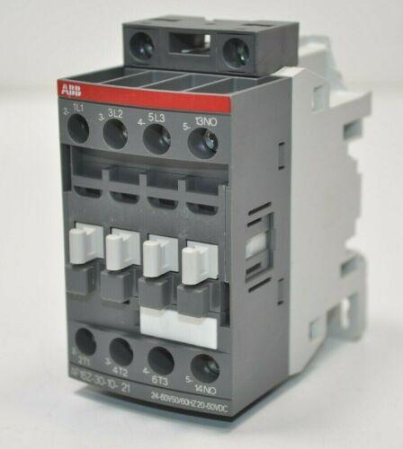 ABB AF16Z Motor Contactor Part# AF16Z-30-10-21