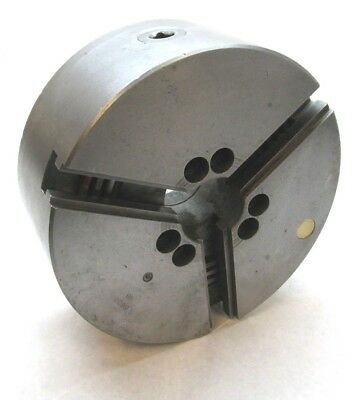 Bison 10 Three-jaw Lathe Chuck W A1-6 Mount