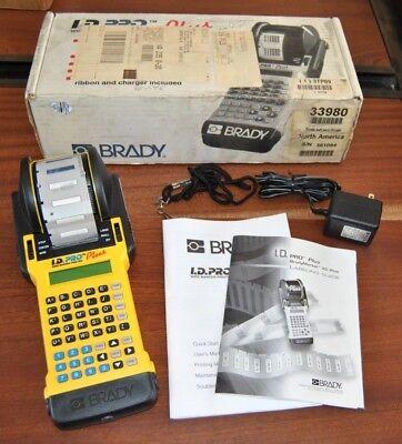 Brady Id Pro Plus Wire Marker Printer