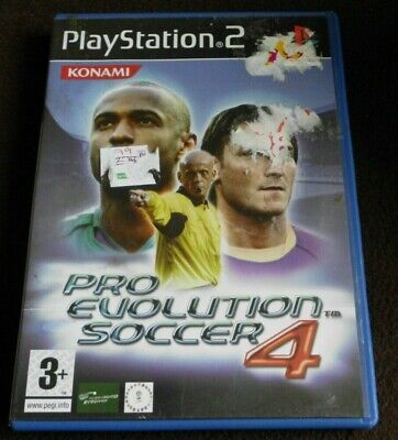 Pro Evolution Soccer 4...Playstation 2 Game for sale  Shipping to Nigeria